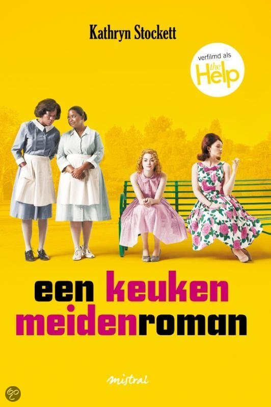 Boekcover The help
