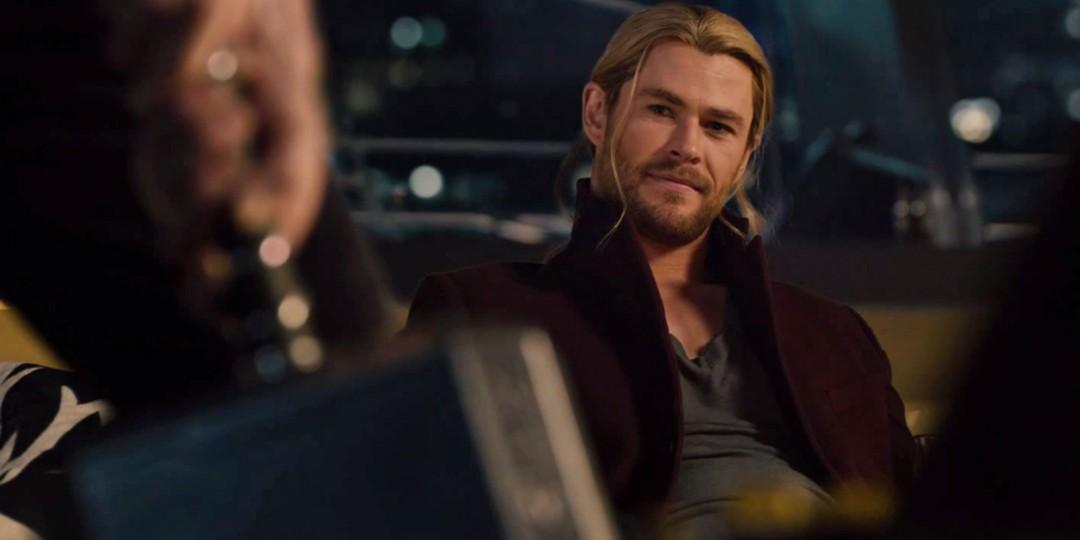 (C) Marvel Studios   Wie Thor's hamer kan tillen is baas