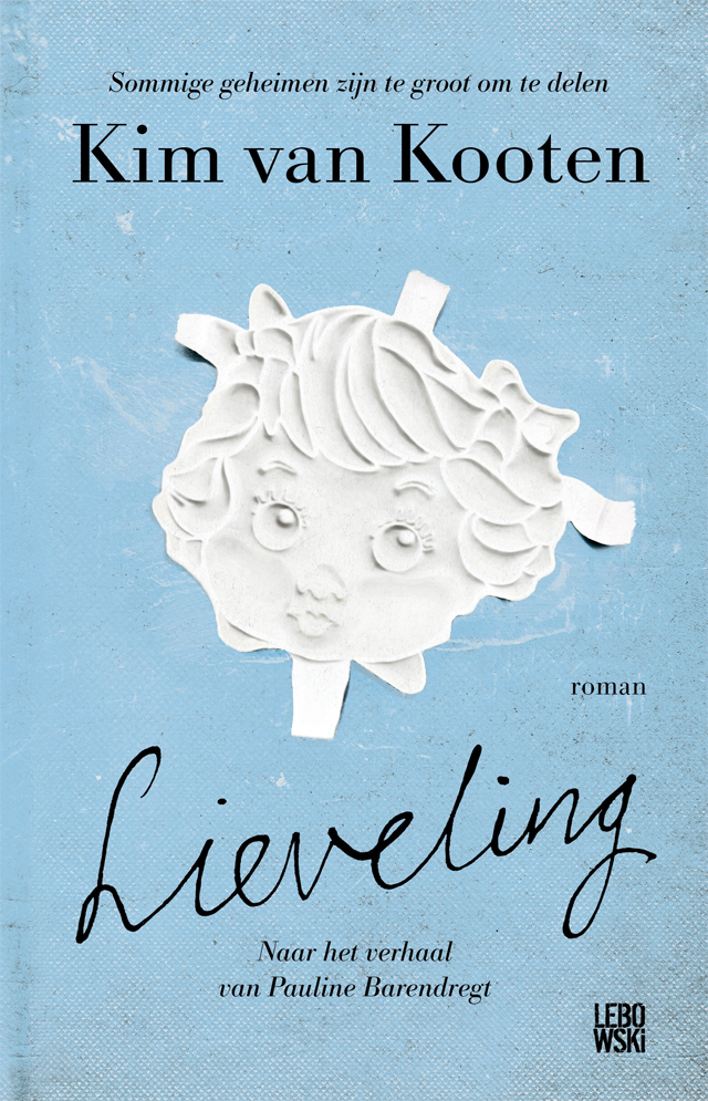 Boekcover Lieveling