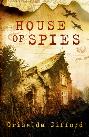 Boekcover House of spies