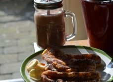 Snackrecept: French toast fingers