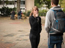 Wil je roken? Teken dan even een contract