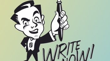 Write Now! 2014 van start