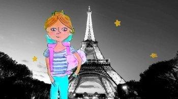 Vijf uur op avontuur in Parijs