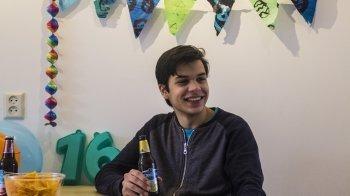 Jarig zonder alcohol: Alexander
