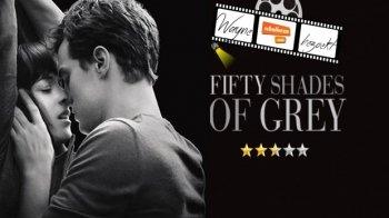 Wayne bezoekt: Fifty Shades of Grey