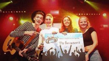 Muziektalent: The Buccaneers