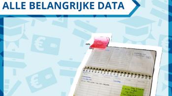Belangrijke studiekeuze-data op een rijtje
