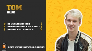 Eindexamenjournaal 2017 #1: Huilen om Nederlands (VWO)