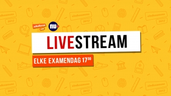 Livestream #1: Huilen om dramatisch examen Nederlands (VWO)