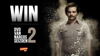 WIN: tweede seizoen van Narcos