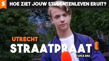 Straatpraat: gore studentenkamers en passieve triootjes