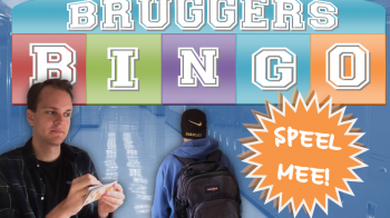 Vergeet Pokémon GO. Speel Bruggersbingo!