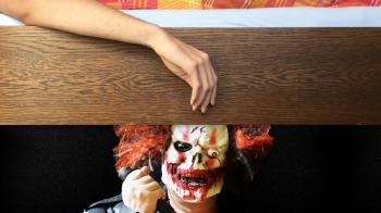 Help, ik ben bang voor clowns!
