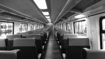 Een poëtische versie van een nietszeggend treingesprek