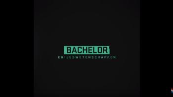 Bachelor Krijgswetenschappen
