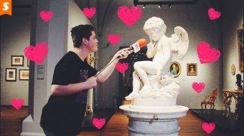 Liefdesgeheimen opbiechten op Valentijnsdag