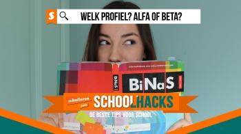 Schoolhacks: dit is waarom je een beta-profiel moet kiezen
