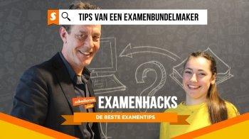 Examenhacks: tips van een examenbundelmaker