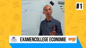 Examencollege: wisselkoersen (Economie Academy)