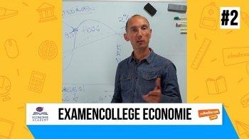 Examencollege: conjunctuur & structuur (Economie Academy)
