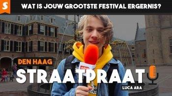 Straatpraat: wat is jouw grootste festival ergernis?