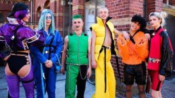 Vijf geweldige Kunstbende finalisten