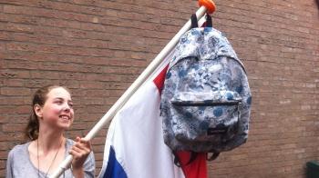 Vlag kan uit voor 243 leerlingen VMBO Maastricht