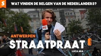 Straatpraat: wat vinden de Belgen van Nederlandse scholieren?