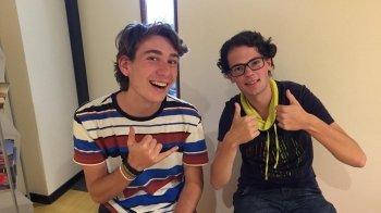 Australiër Campbell (17): ''Ook in Nederland zijn klasgenoten kut'