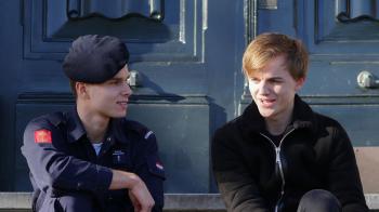 Studenten van Defensie: daar moet je niet mee fokken