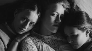 Fotoserie: zussenliefde