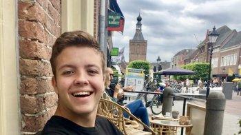 Nooit meer stilte in je hoofd: Roan (18) heeft tinnitus