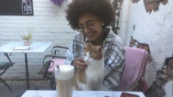 Tyana (19) is veganist: 'Soms wil ik echt even met mijn ogen rollen als mensen rare vragen stellen'