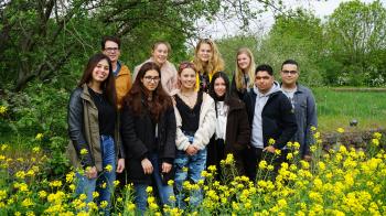 Dit zijn de examenvloggers van 2019!