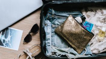 Condooms in je koffer