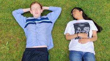 Scholieren scoren YouTube-hit met 'Appie Stacks'
