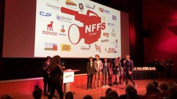 'Koning Tyfusbende' wint stimuleringsprijs bij het Nationaal Filmfestival voor Scholieren