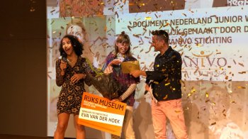 Eva van der Hoek (18) wint fotowedstrijd Document NL Junior