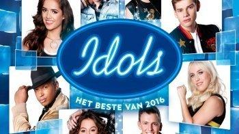 Win: cd met Idols-hits!