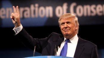 'Ik vind Trump maar een enge man'