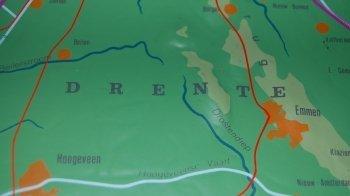 Drenthe, daar zijn toch alleen hunebedden?