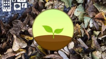 App: scoor een 10, plant een boompje
