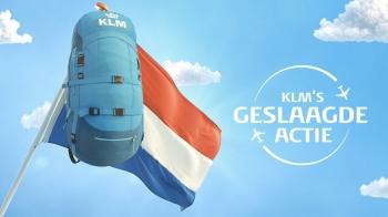 Win gratis KLM-vliegtickets als je geslaagd bent!