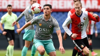 ''Debuteren in De Kuip was super''