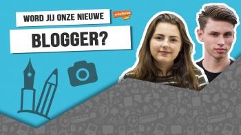 Blogger gezocht (m/v)!