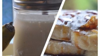 Peuzelpauze: anti-hangover bananenontbijtjes