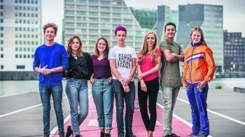 Win kaarten voor de Jongere van het Jaar-uitreiking