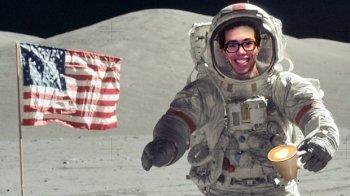 Stop heimwee met ruimtekoffie