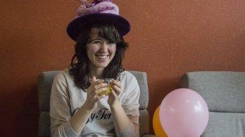 Jarig zonder alcohol: Lisette